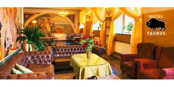 Pobyt pre 2 osoby v Hoteli Taurus**** Praha