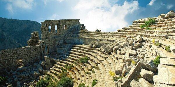 Luxusný 8dňový zájazd do Turecka na Silvestra