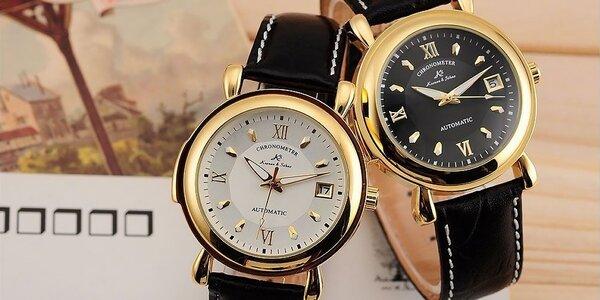 Luxusné hodinky Kronen & Söhne - 19 druhov na výber