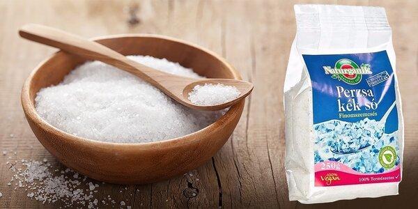 Perzská modrá soľ: jemná alebo hrubá 250 g