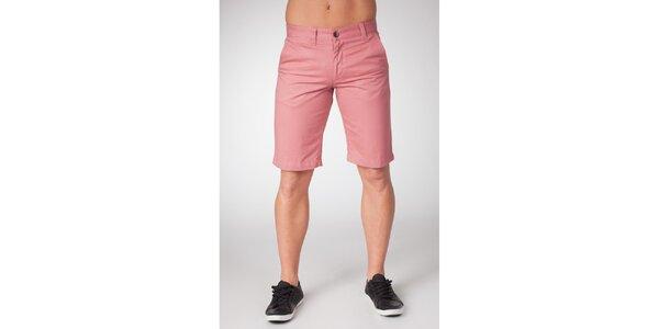 Pánske ružové bermudy Bendorff
