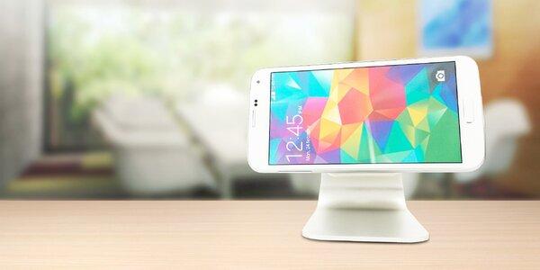 Univerzálny držiak telefónu alebo tabletu na stôl