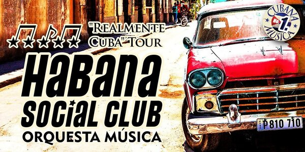 Vstupenky na Habana Social Club Orquestra Musica