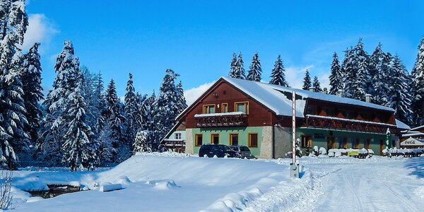 Rodinný Ski & Wellness pobyt*** v Jasnej
