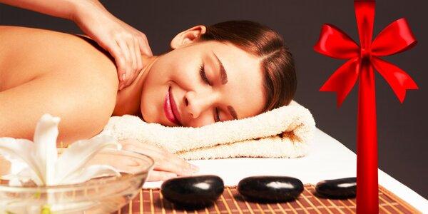 TIP na darček! Relaxačné a klasické masáže podľa výberu