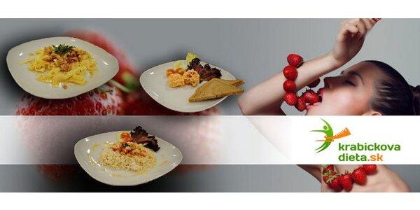 4,50 eur za 5 porcií zdravého a chutného jedla