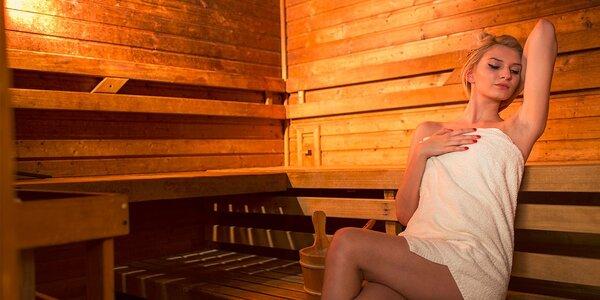 Wellness balíky s masážou a saunou v Erike