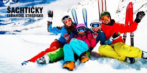 Skipas pre vychytené skicentrum Šachtičky!