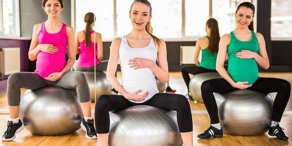 Tréningy a cvičenia pre všetky mamičky - rozhýbte sa!