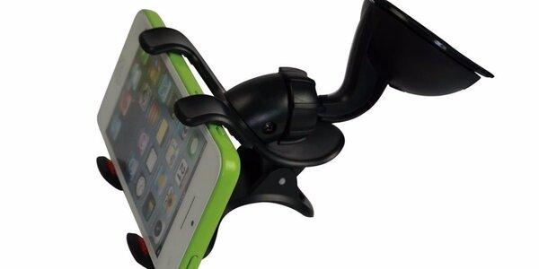 Moderný a praktický univerzálny držiak na telefón do auta