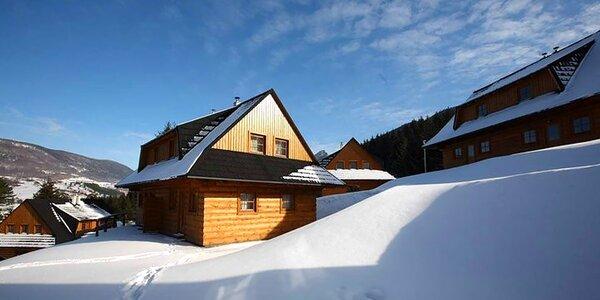 Zimná dovolenka*** pre 2 - 4 osoby v Terchovej