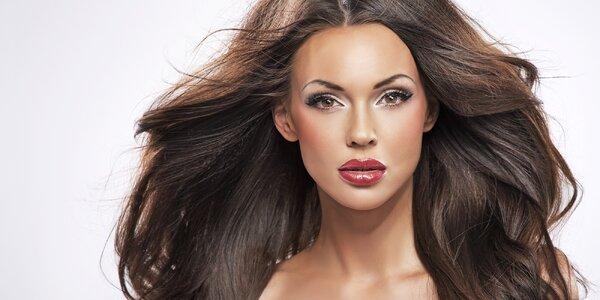 Botox pre vaše vlasy aj so strihom a farbením