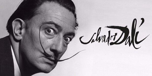 Vstupenky na výstavy Saudek 80, Salvadora Dalí a I'm OK – Andy Warhol