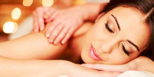 Klasická relaxačná masáž pre vaše blaho