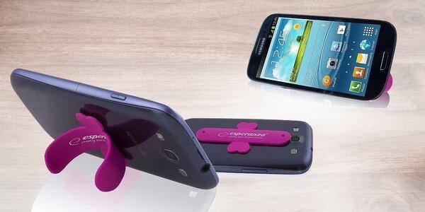 U-STRIP silikónový stojan pre mobilný telefón alebo tablet (2 ks v balení)