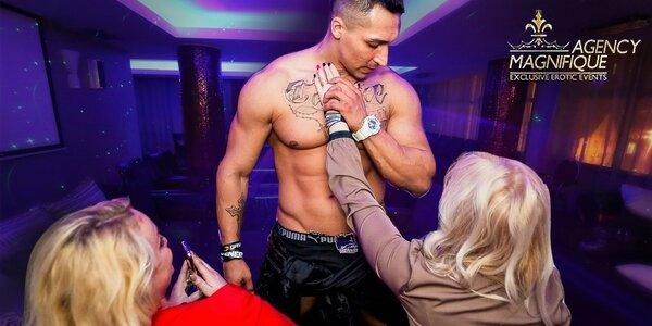 Prvý luxusný dámsky striptízóvý klub v strednej Európe – priamo v centre…
