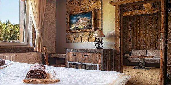 Štyri živly v hoteli štyroch hviezd pod Tatrami - luxus, hory, zážitok a oddych