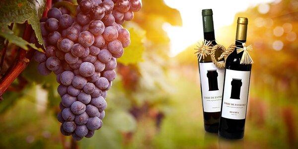Set portugalských vín