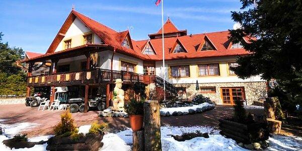 Pobyt pre 2 alebo 4 osoby v Tatrách v krásnej Vile ASTRA***