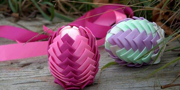Decoupage, nešitý patchwork, šitie pre deti alebo výroba drôteného náramku