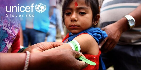 Štedré srdce pre Nepál