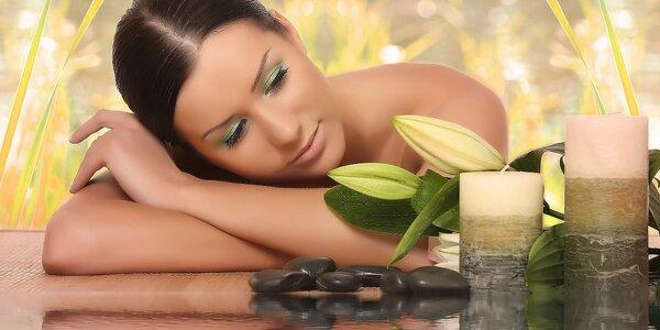 Kombinácia troch účinných masážnych techník alebo antistresová masáž