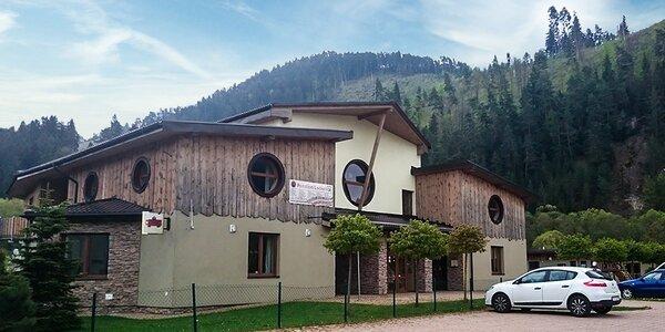 Aktívny pobyt v Penzióne Lodenica pod Tatrami
