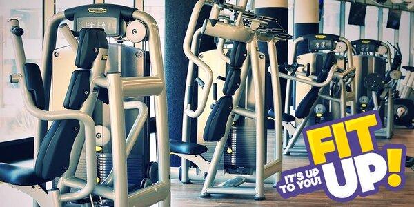 Fitness štúdiá FIT UP! Vstup iba za 2 €!
