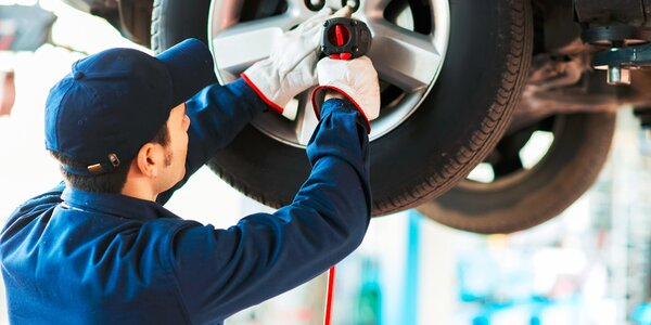 Prezutie pneumatík s kompletným vyvážením