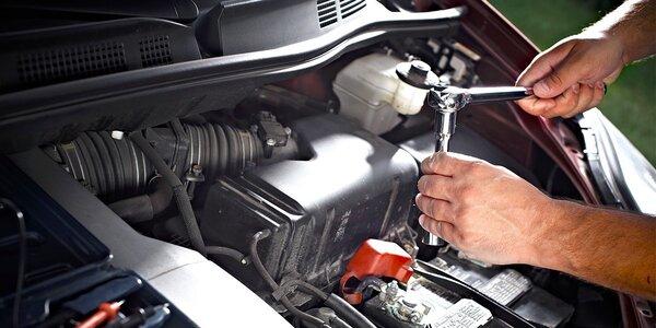 Kompletná servisná prehliadka auta a dezinfekcia interiéru a klimatizácie ozónom