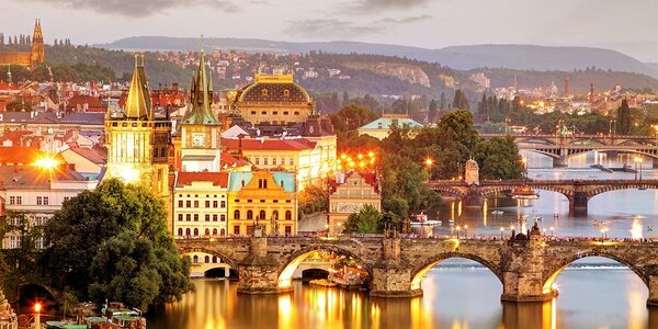 Pobyt v Hoteli Marie-Luisa*** v Prahe