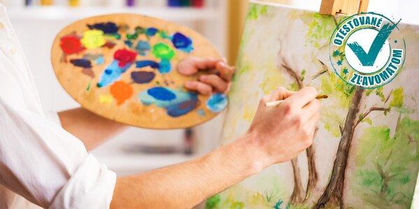 Kreatívne umelecké kurzy