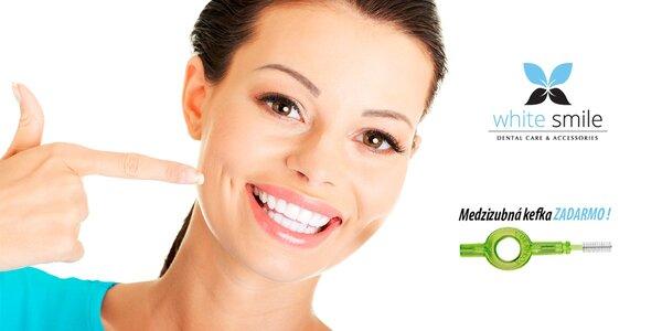 Dentálna hygiena, pieskovanie alebo bielenie