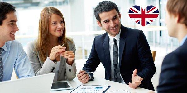 Anglická konverzácia, obchodná angličtina alebo úvod do právnickej angličtiny