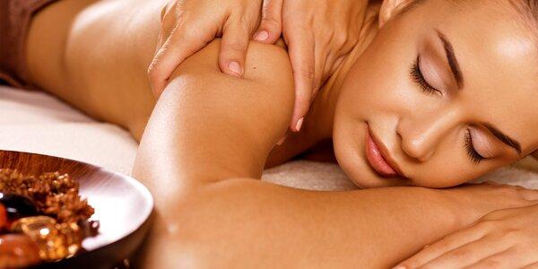 TIP na darček! Uvoľňujúca thajská masáž alebo permanentka