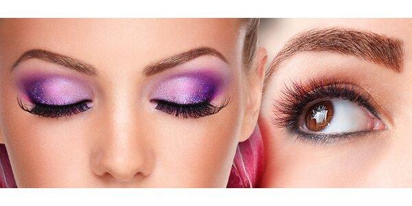 4D mihalnice, permanentný make up obočia