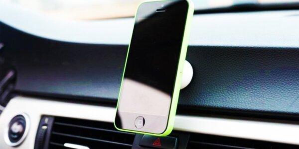 Magnetický držiak na mobil alebo tablet