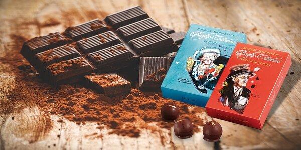 Ručne vyrábané čokolády s úžasnými príchuťami
