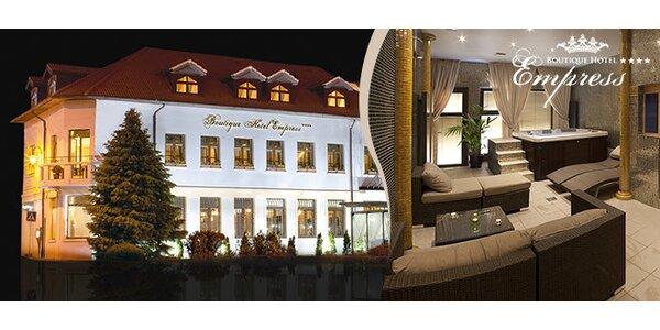Exkluzívny Boutique Hotel Empress****