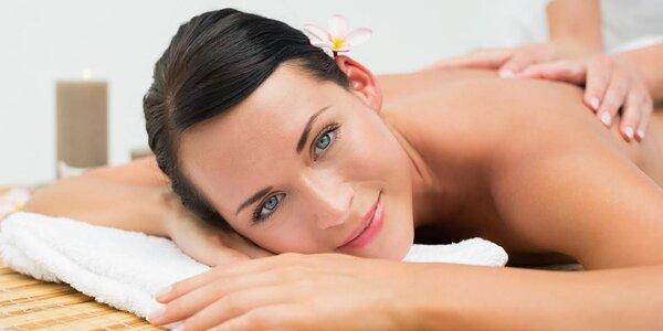 Klasická, reflexná, celotelová či aroma masáž