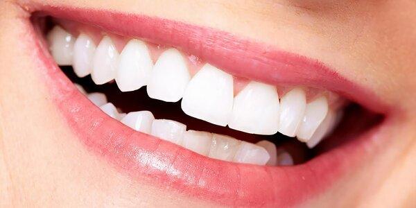 Snehovo-biely úsmev. Cíťte sa príjemne a sebaisto vždy, keď sa usmejete