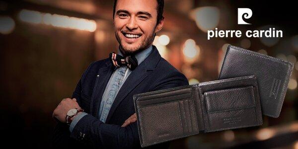 Pánske peňaženky Pierre Cardin z pravej kože