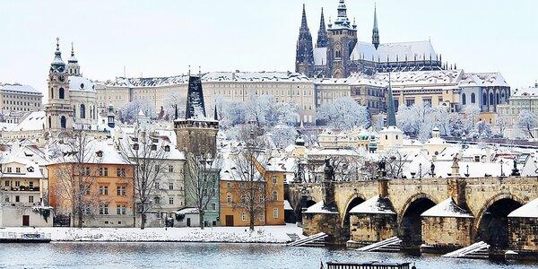 Praha pre dvoch na 1 noc