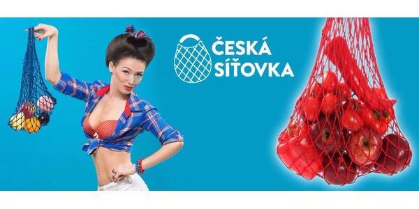 """Česká """"sieťovka"""" – taška, ktorá je vždy pri ruke"""