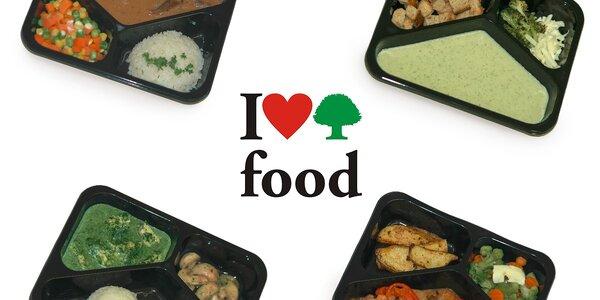 Kvalitné jedlo s rozvozom až k vám - platí pre celú SR!