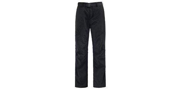Pánske čierne nepromokavé nohavice Maier