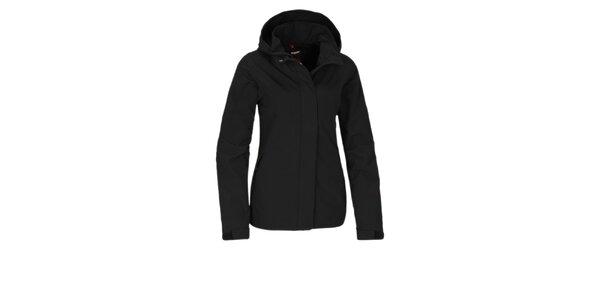 Dámska čierna bunda Maier s nepremokavou membránou