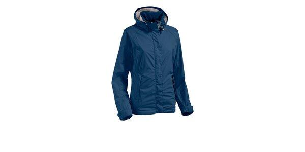 Dámska modrá bunda Maier s nepremokavou membránou