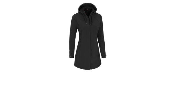 Dámsky čierny softshellový kabátik Maier s membránou