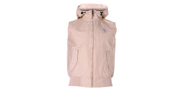 Pánska piesková vesta Refrigue s kapucňou